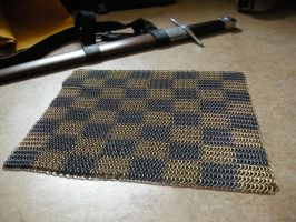Chainmail Chessboard by Noctiped