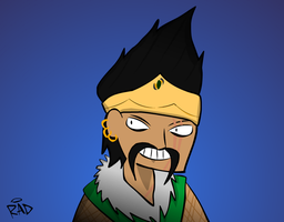 Draven by ilumintor