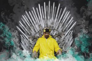 ALL HAIL THE KING (cosplay) by Nerv-0