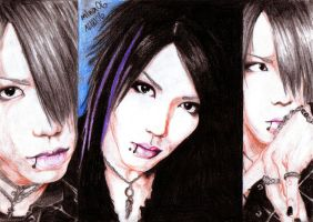 +Aoi is love+ Gazette by MrsTownsend