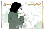 EmilyxSeverus-CV- You are my everything by RedPassion