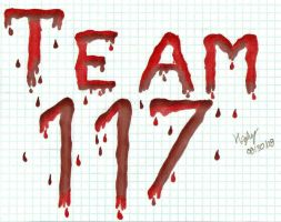 Team 117 by 666bloodyhell666