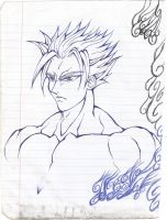 Character made in english class by Norman-Fabian-86