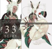 Xylon Aucton#33 [closed] by Krawark