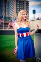 Avengers Assemble - Cocktail Captain America 3 by LiquidCocaine-Photos