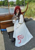 Rufus Barma Cosplay - Lake and Piano by Aki-rain
