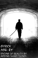 Silhouette and Sword - ID by Gyrick