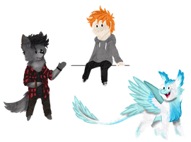 Chibi Commissions [CLOSED] by Sheltonee
