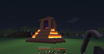 The portal to the Nether by Masterblaster1234