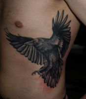 Raven 5 by DarkSunTattoo