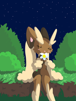 Lopunny by cartoonboyplz