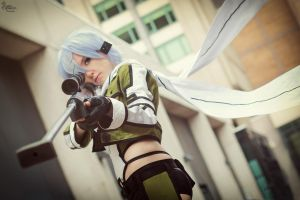 Sinon by EnchantedCupcake