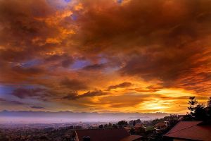 sunset 2 by russell910