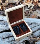 Celtic Raven Talons w/Box by DreamingDragonDesign