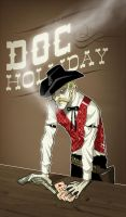 Doc Holliday by paulorocker