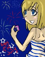 Happy Fourth of July by Tweeter72