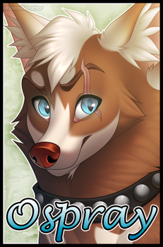 Ospray (badge) by AidenMonster