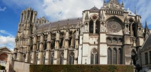 Notre Dame de Reims by Chihito