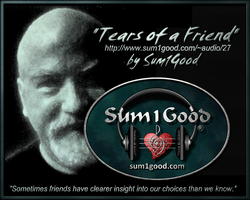 Tears_Of_A_Friend_Contest_Entry by Sum1Good