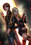 CM - Vladimir and Nelly by RedPear