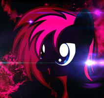 Neon Flare Icon (gift) by DigitBrony