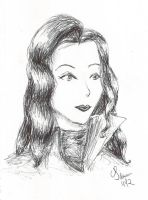 Asami by silvermoon442
