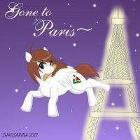 Gone to Paris by FalseBeing