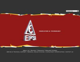EPSI - Splash Page by duhcoolies