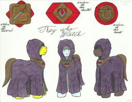 The Cloaked ones ref by durringwepon389