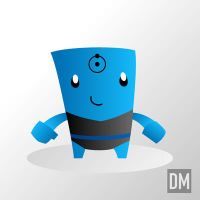Dr. Manhattan by DanielMead