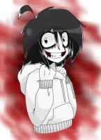 Creepypasta - Jeff the Killer by chachi-pistachi14