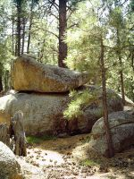 Stacked Boulders by vashsunglasses