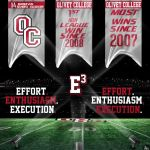 Olivet College Football Record Banner (2013) by PFDesigns