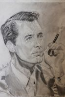 Cary Grant by CharlieJacksonPaine3