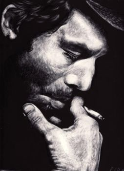 Tom Waits by Noxfacta
