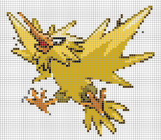 Zapdos II by Hama-Girl