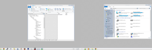 Clarity Visual Style win8 Preview Update by bhast2