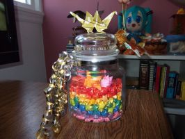 Lucky Jar by Seraphim-Sisters