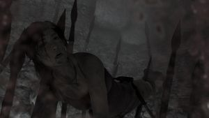 This is how Lara Croft Died (Tomb Raider) by quinnyboy11