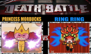 Death Battle Fight Idea 53 by Death-Driver-5000