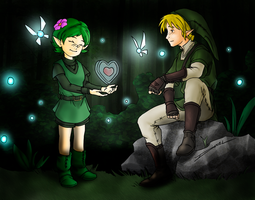 Saria Hearth Color by Thecoldtrojan
