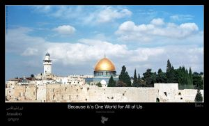 Jerusalem. by israel