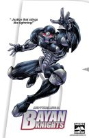 BK: Alakdan version 1 color by gammaknight
