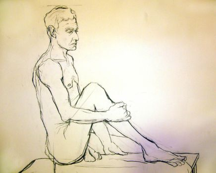 life drawing class by monthofsundays