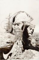 pirate hooker inks by davidnewbold