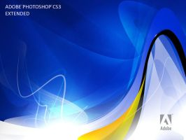 Adobe PS CS3e Style Wallpaper by deadPxl