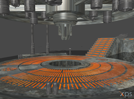 Star Wars Bespin Carbonite Chamber for XNALARA 11 by OutaDimes
