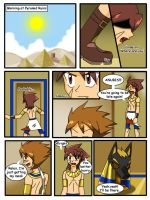 PCA: Anubis' Locket - Page 1 by Magicwaterz16