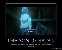 SON OF SATAN by TrixieTheEvilPixie