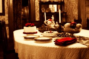 Victorian Christmas by AndehDulac